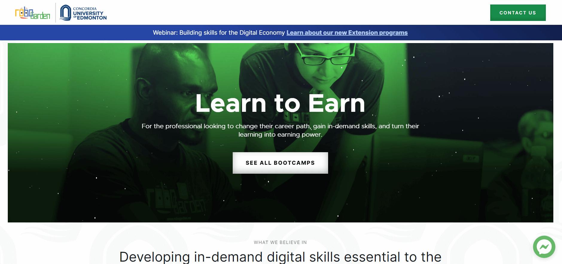 Who Should Apply for RoboGarden Bootcamps